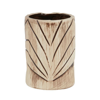 Toscano Kanaloa Tiki Mug Light & Coffe Brown 640 ml - 2